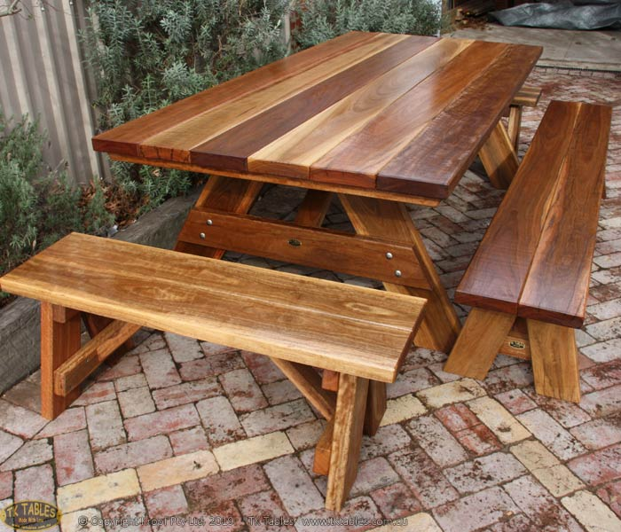 Bespoke Furniture NTS Picnic Table