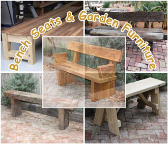 Bench Seats and Garden Furniture